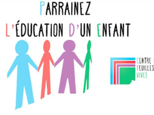 """Ecole privée """"l'Olivier des Enfants"""" - Parrainage"""