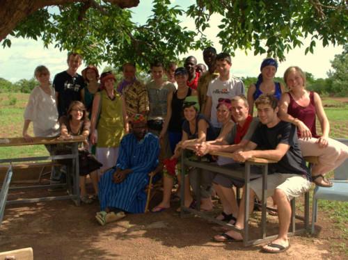 Rénovation de l'école des enfants de Wa au Burkina