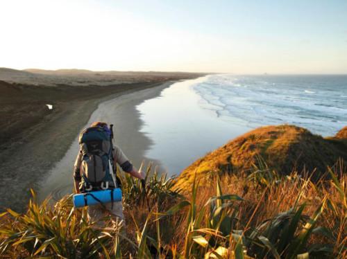 3000 km à pied à la rencontre de la culture Maori