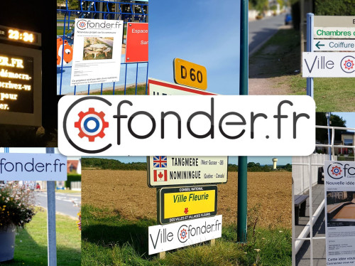 Cofonder.fr - l'outil démocratique local