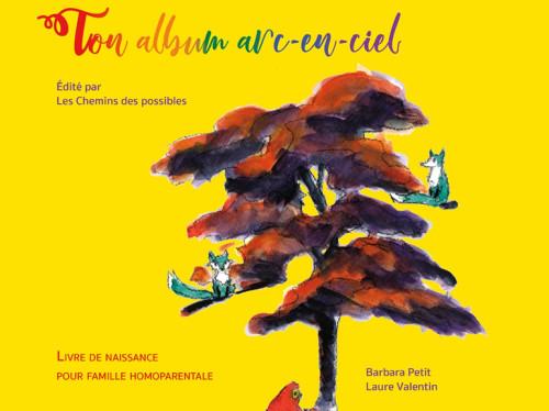 TON ALBUM ARC-EN-CIEL