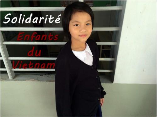 Solidarité enfants du Vietnam