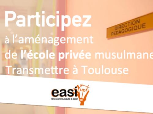 Ecole Transmettre à Toulouse