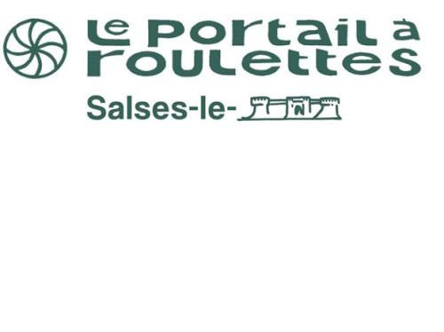 LE PORTAIL A ROULETTES
