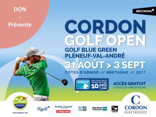 Open Golf Pleneuf