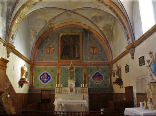 Restaurons l'église d'Espinouse, petit joyau de Provence