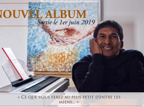"""""""Ce que vous ferez au plus petit d'entre les miens"""" - Nouvel album de Jean-Bernard CALIXTE"""