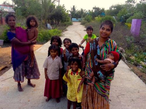 Volontaire en Inde : répondre à la soif d'amour des plus délaissés !