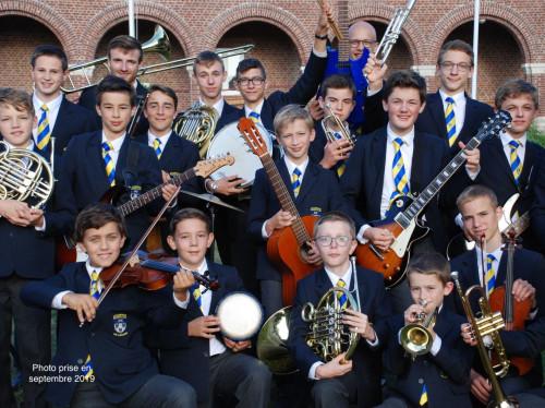 Avec nous, participez au développement de l'Académie Musicale de Liesse
