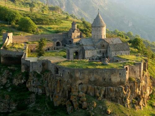 Les lycéens du Puy-en-Velay à la rencontre du peuple Arménien