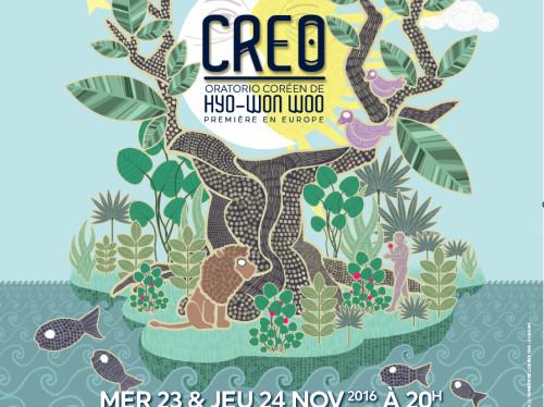 CREO  de Hyo-Won WOO