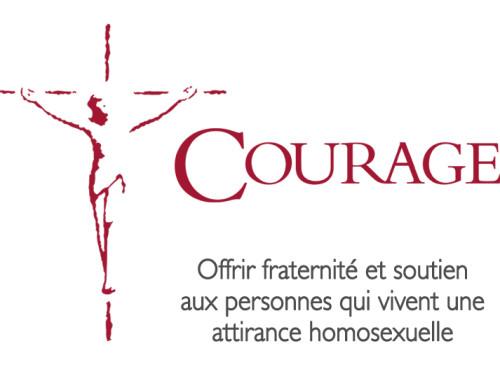 Courage : apostolat auprès des personnes homosexuelles
