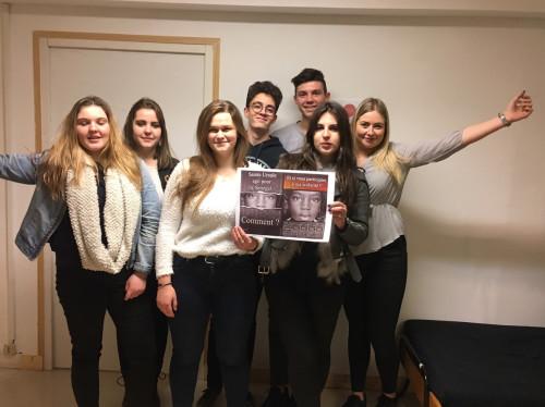 """""""Ste Ursule"""" Caen Thiés solidaire pour l'éducation"""