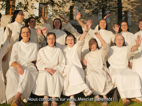 Notre-Dame de Chalais : Offrir un cadre propice à la prière, au silence et à la solitude