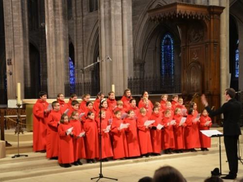 Pélerinage national des chorales liturgiques à Lourdes (ANCOLI)