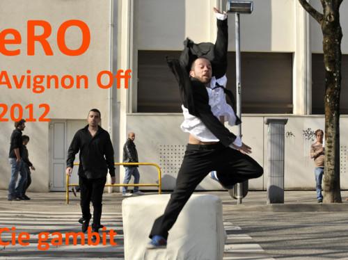 eRO au festival le Off d'Avignon 2012