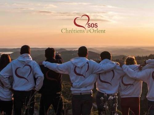 Collecte pour ma mission avec l'association SOS Chrétiens D'Orient