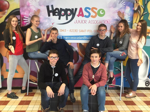 SOUTENEZ LA HAPPY ASSOCIATION