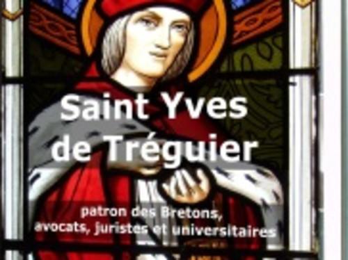 Édition d'un ouvrage sur saint Yves de Tréguier