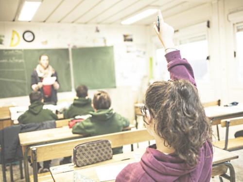 Les élèves du Cours Alexandre Dumas rejoignent les Spahis de Valence !