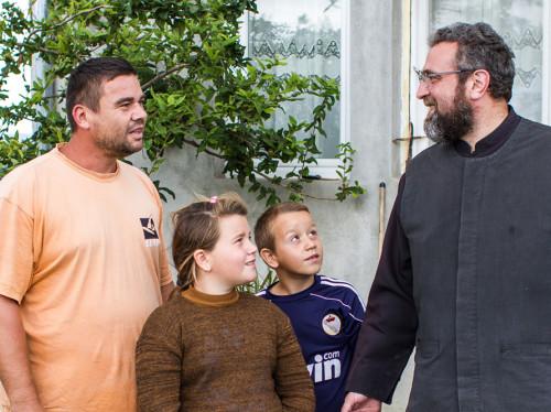 Construisons l'autonomie alimentaire des chrétiens serbes au Kosovo