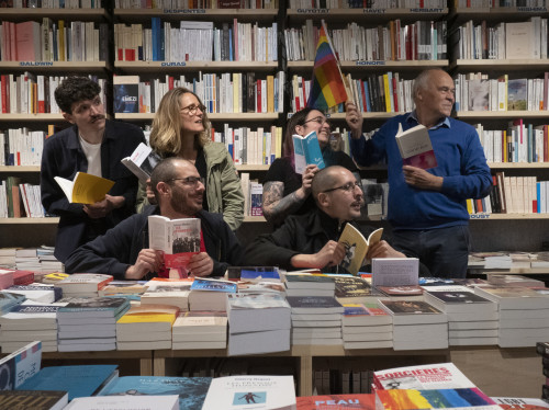Avec votre aide, pérennisons la librairie Les Mots à la Bouche!