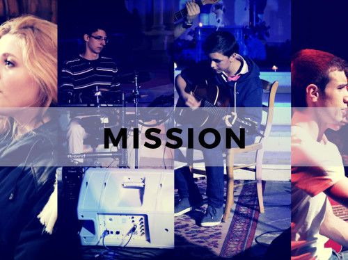 Financez le premier single du groupe MISSION !
