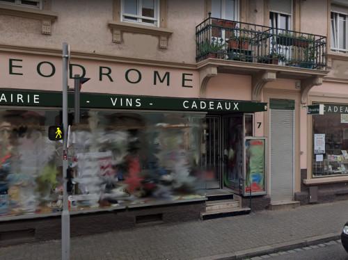 Idéodrome : du vin et des livres