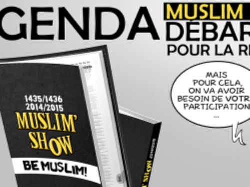 Muslim Show l'Agenda