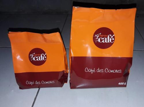 Ensemble pour soutenir le café comorien