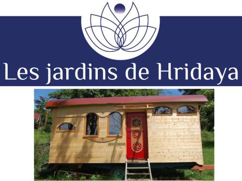 LA ROULOTTE DES JARDINS DE HRIDAYA