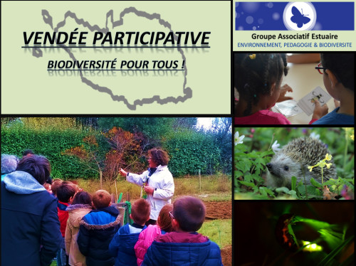Vendée Participative Biodiversité !