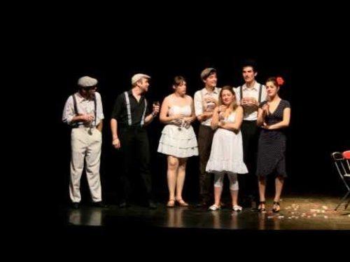 Prends carpe à toi mon lapin - à Avignon off 2011