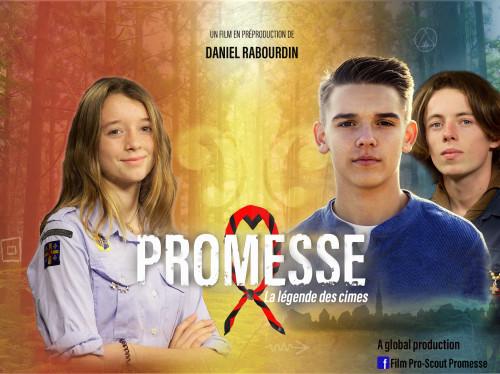 PROMESSE, le premier film d'aventure catholique !