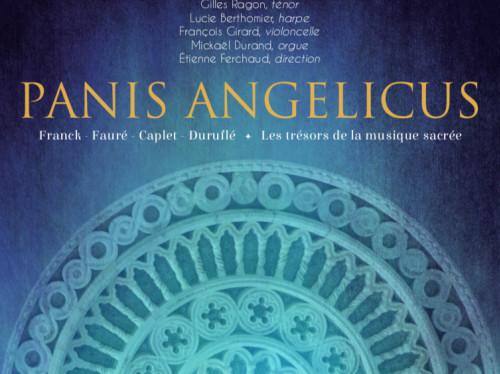 "Nouveau CD ""Panis Angelicus"""
