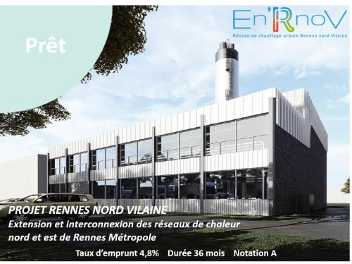 En'RnoV – Réseau de chaleur de Rennes Métropole