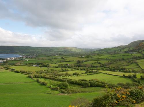 Les agro-photographes en Irlande