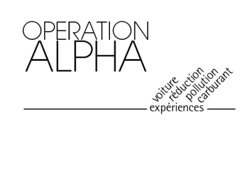 OPÉRATION ALPHA