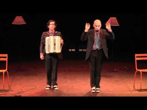Oskar & Viktor au festival d'Avignon 2012