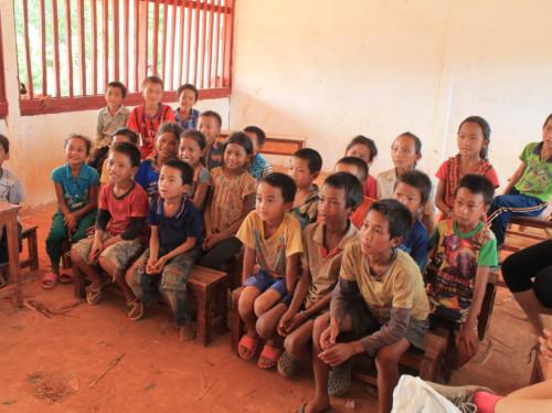 Projet Laos 2016 (Savoir Oser la Solidarité)