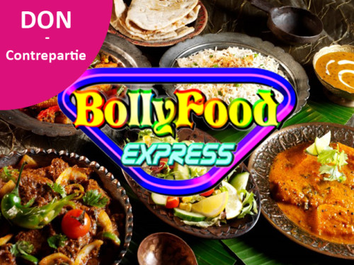 BollyFood Express, le resto indien qui bouge!