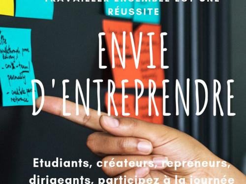 Envie d'entreprendre