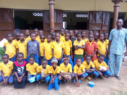 URGENT : financez un château d'eau pour les élèves et la population de Guinagourou (Bénin)
