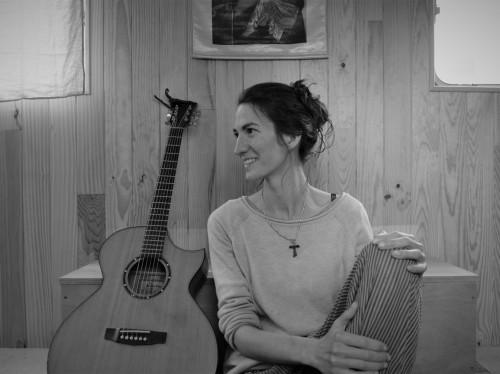 Sentinelle ! Le projet musical de Claire Bouchadeill