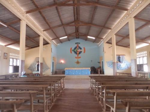 Un toit pour le Seigneur !
