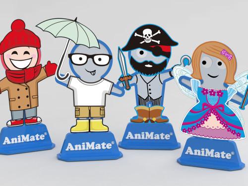AniMate, le jeu