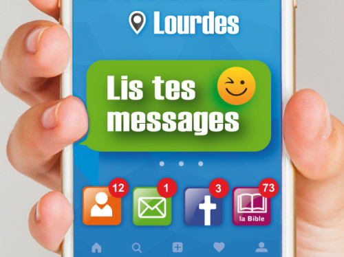 Lis tes messages