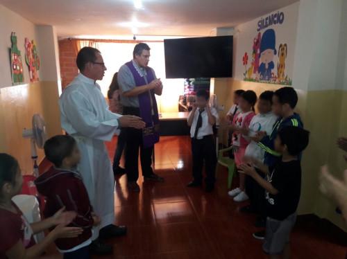 Les Pères Pallotins : une maison pour préserver l'enfance des petits et des pauvres en Colombie