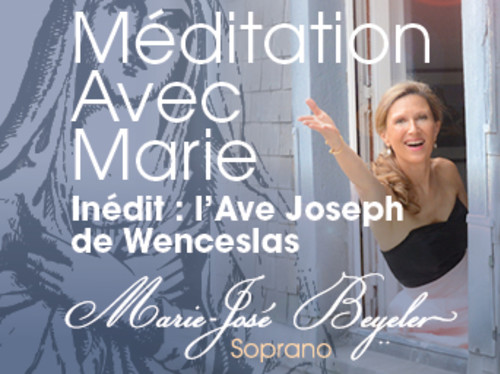 """Méditation avec Marie"""