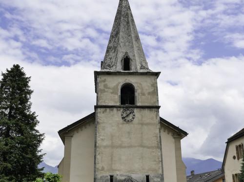 Restauration de la crypte de l'église de St André